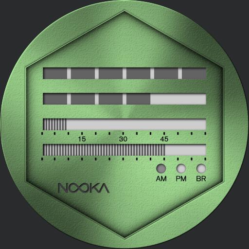 Nooka Zeel Watch