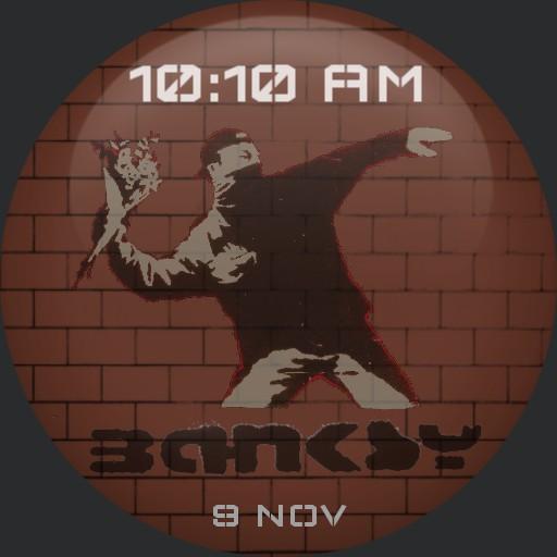 JSM Banksy Tribute - Less is Less 1.1