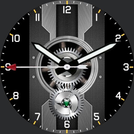 Lyntali Gear Watch S4