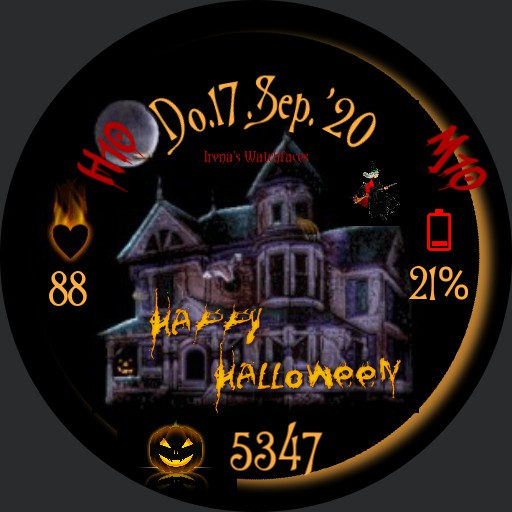 Halloween Animation u Sound