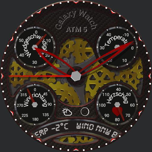 Kiteconditons Watchface 2