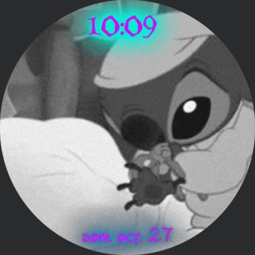 stitch animated