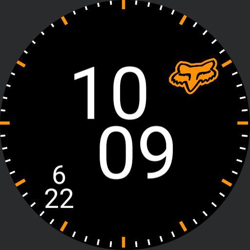 Fox Orange V11