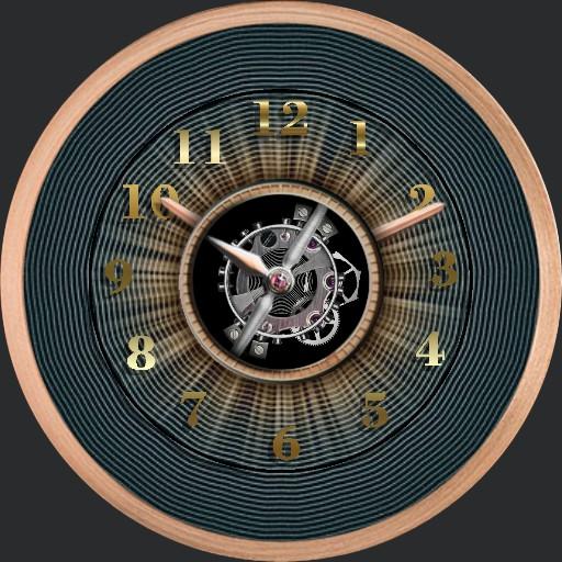 Spin Tourbillon