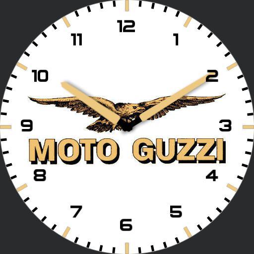 Moto Guzzi Vintage sound