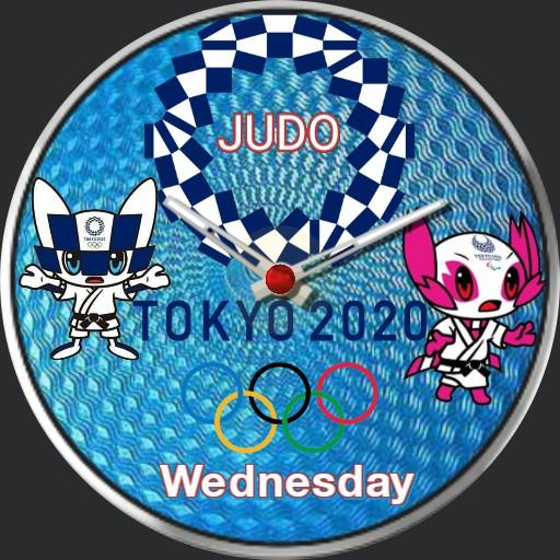 judo mascots