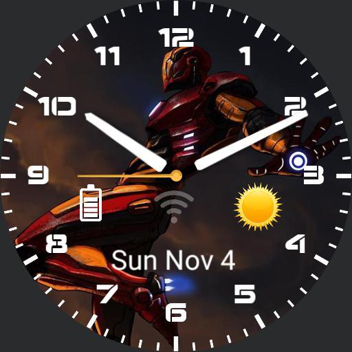 Ben_Ironman4_WatchFace