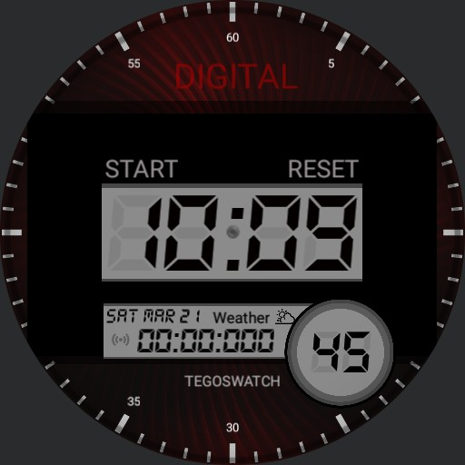 digital watch v 1