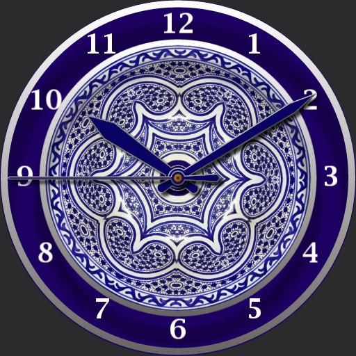 Violet Kaleidoscope