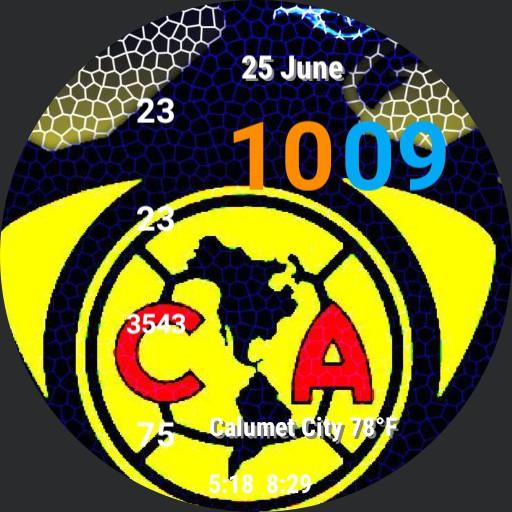 club America  chamis
