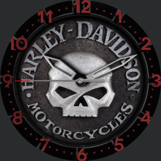 Harley Davidson - Willie G