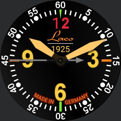 Laco BELL X-1 Pilot glow