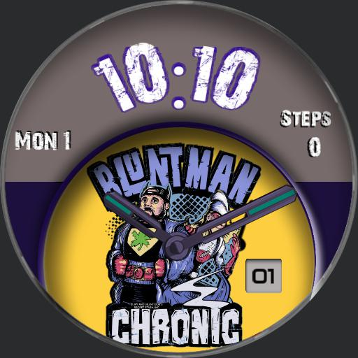 Bluntman  Chronic