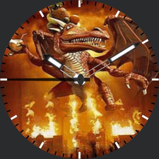 RUSH - BBQ Dragon - 1 - SDJ