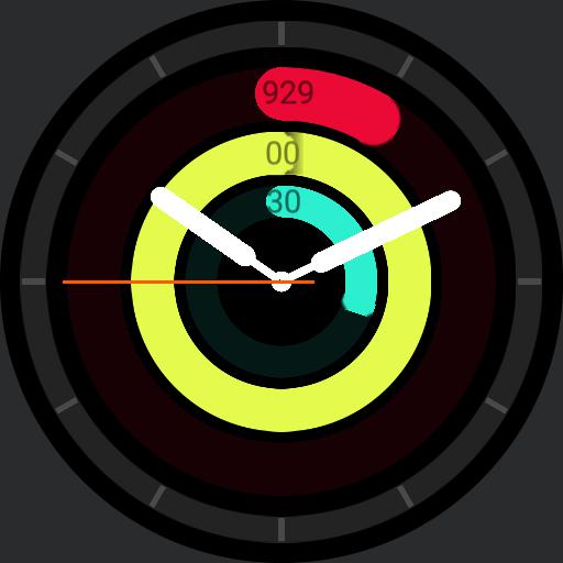 Apple Watch Round copy circle