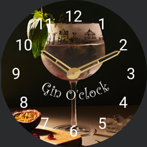 Gin Oclock By SM