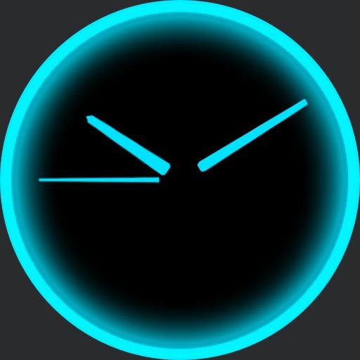 Neon Glow Cyano