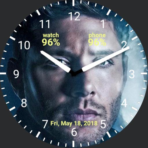 Supernatural Dean Winchester analog
