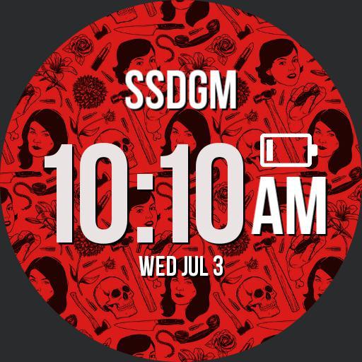 SSDGM Comic