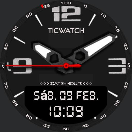 TICWATCH TSST