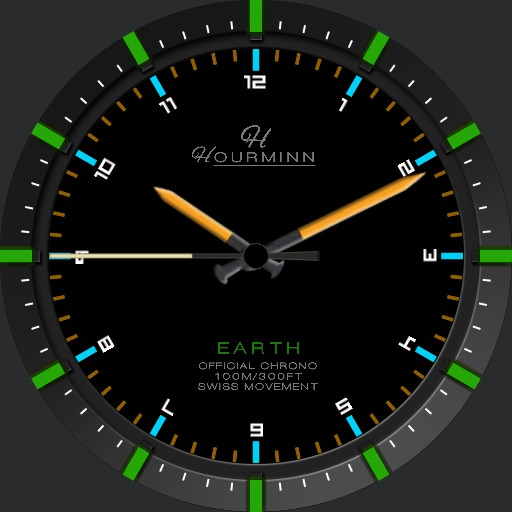 Hourminn Earth