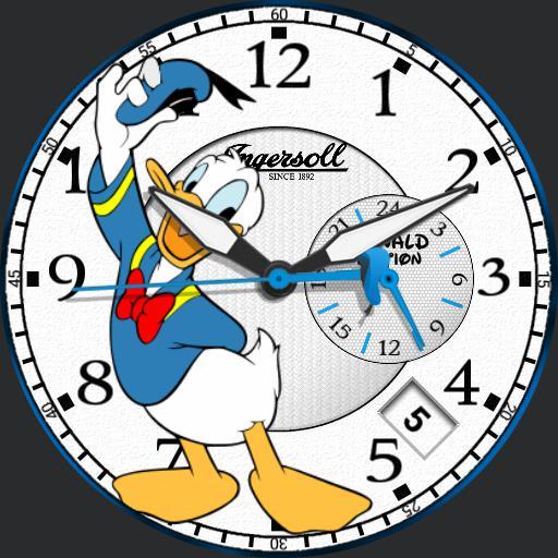 Ingersoll Donald Duck