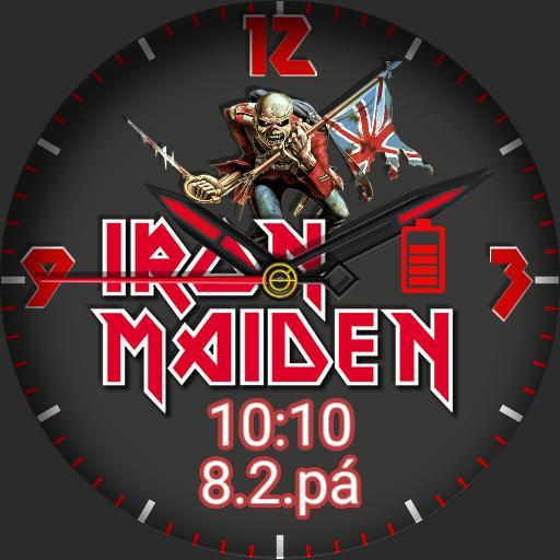 Iron Maiden Reg hands