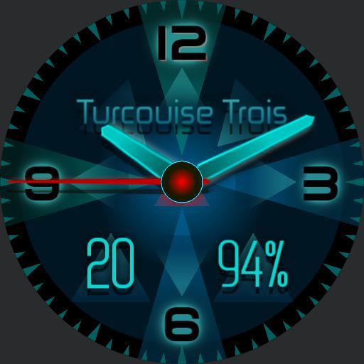 Turcouise Trois