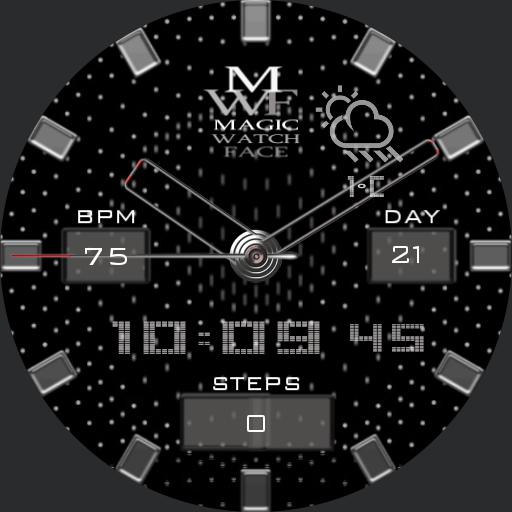 MAGIC WATCH FACE TWO