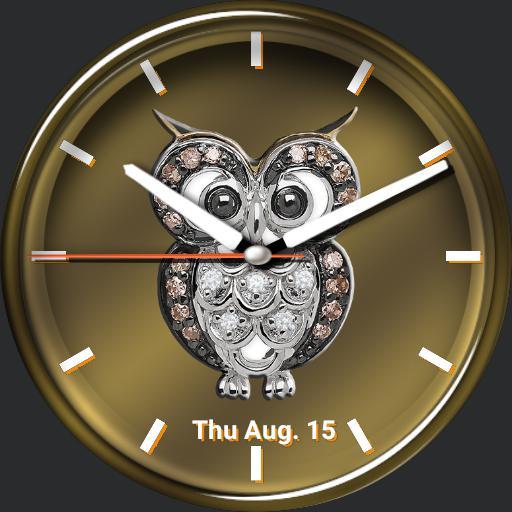 sliver owl no. 2