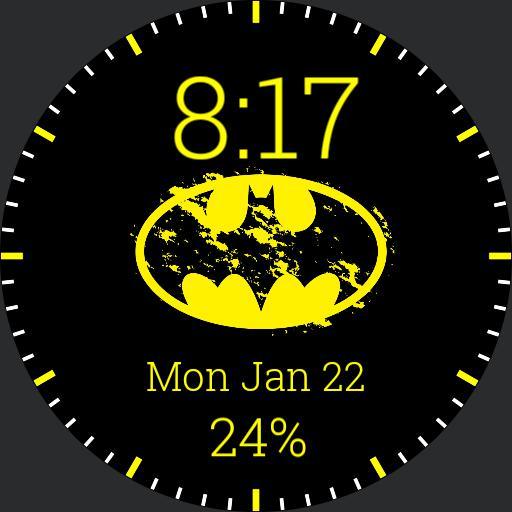 Batman Watch Face