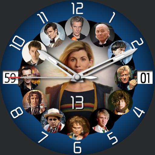 Doctor Who - 13 Doctors