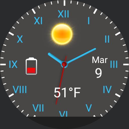 New Weather Analog