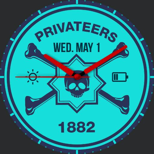Privateers 1882