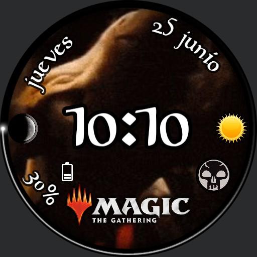 Magic Black Sorin