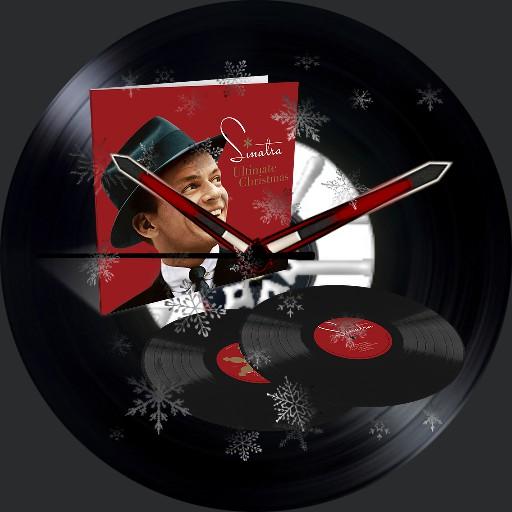 LP  FRANK SINATRA Christmas Copy