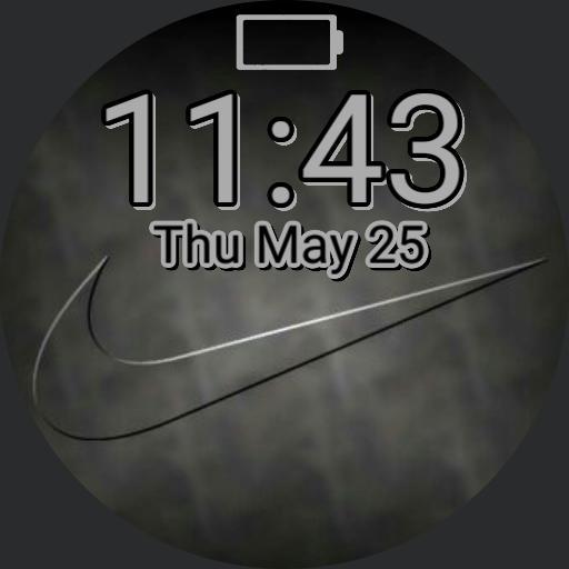 Grey Nike