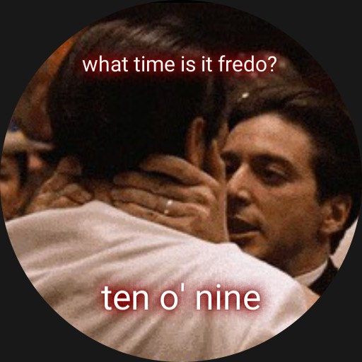 What time is it Fredo