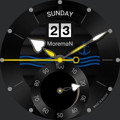 moreman spake