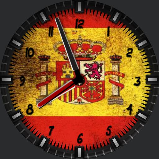 Spanish Clock Copy