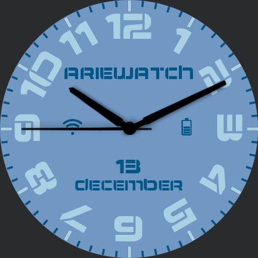 Ariewatch 1.0
