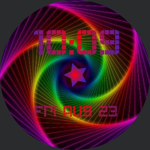 Frazer Stellar Spectrum