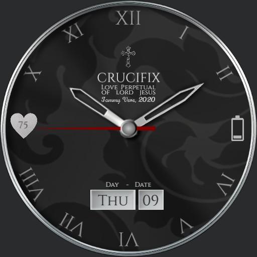Crucifix Watch