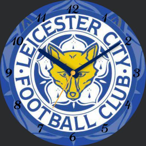 LCFC badge