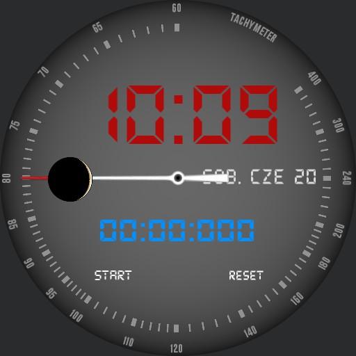 sport watch gearS 3