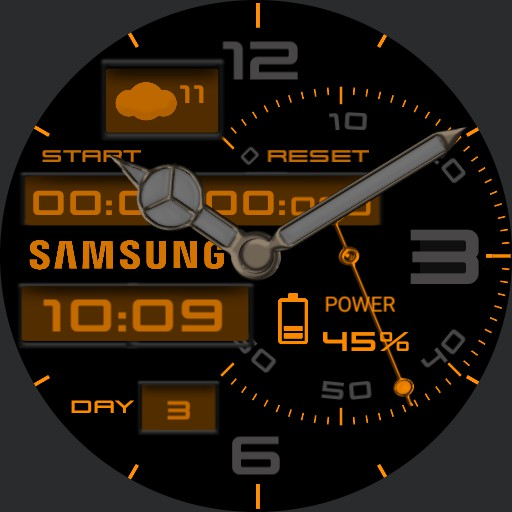 MAGIC WATCH FACE 9 SPECIAL Copy