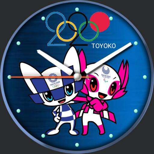 toyoko olympics mascots 2020