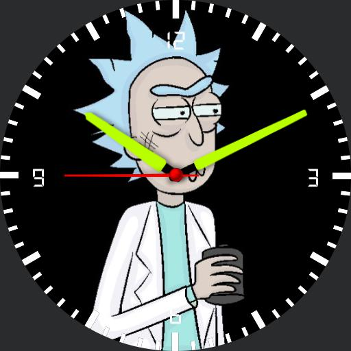 Rick and Morty alpha