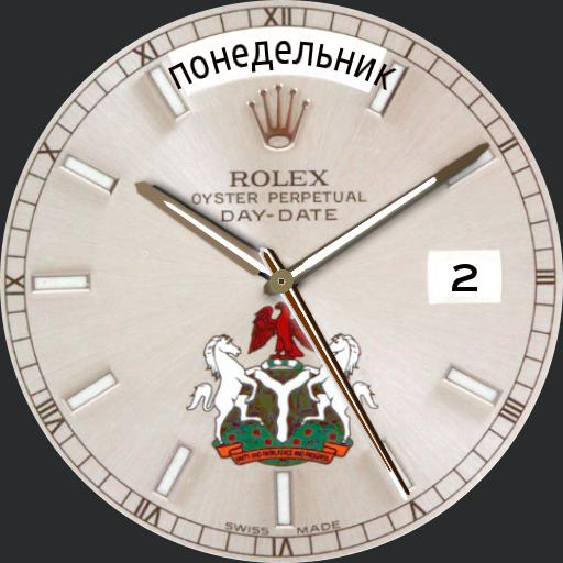 ROLE OYSTER DAY-DATE