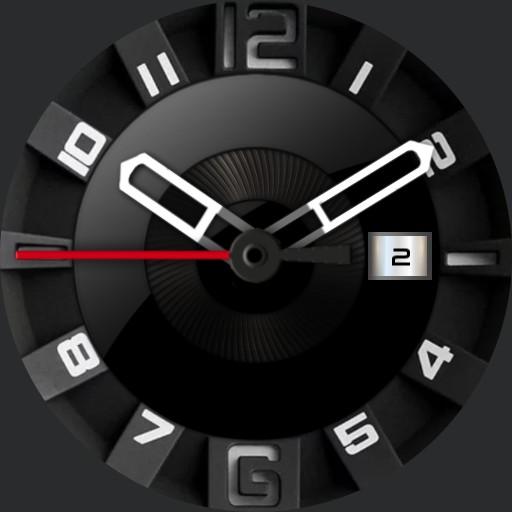 Lasercut Watch